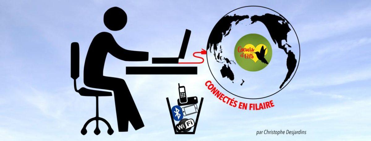 Visuels : Sensibilisation à la Connexion filaire