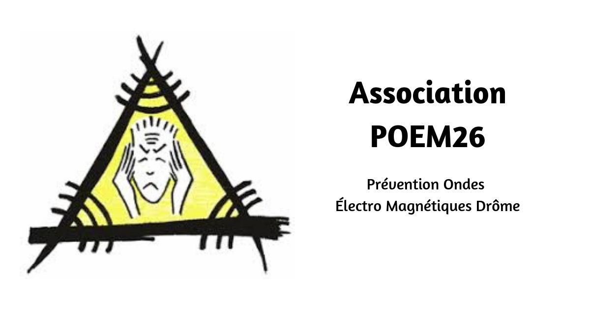 21 Fév. 2019 – Réunion d'information «Impact des ondes électromagnétiques sur notre santé», à Saint-Paul-les-Romans (26)