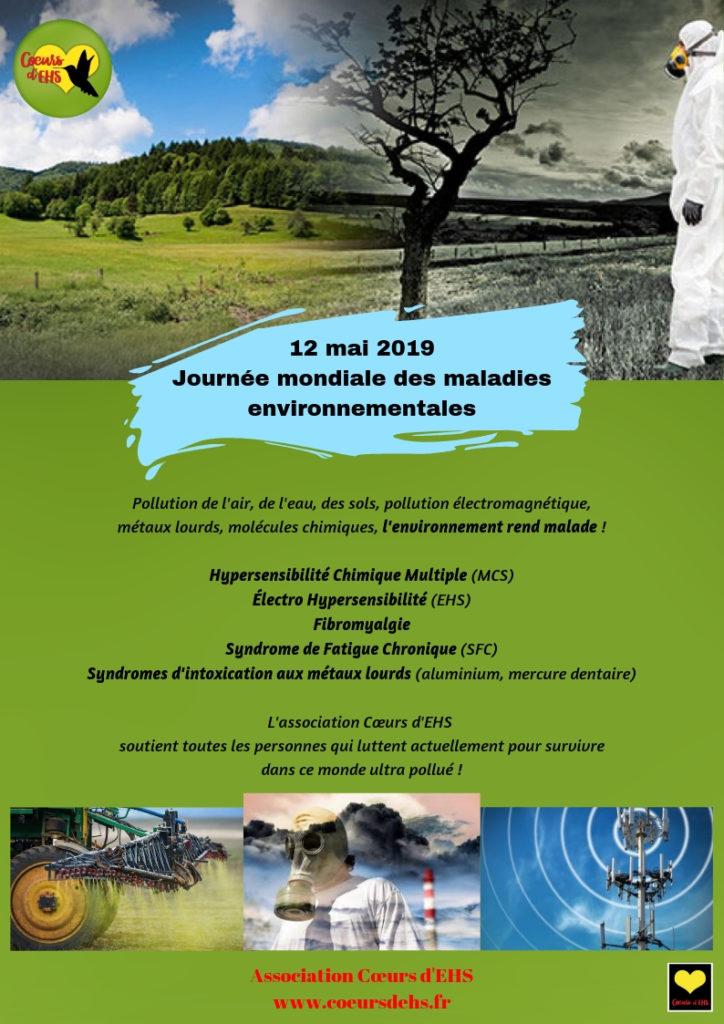 Cœurs d'EHS - Journée des Maladies environnementales 2019