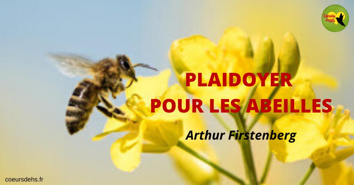 Arthur Firstenberg : Plaidoyer pour les abeilles
